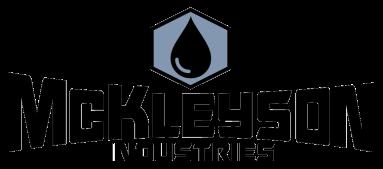 mckleyson logo hex top trans
